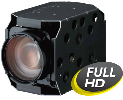 Hitachi DI-SC110 CCD HD Zoom Module CCTV Camera