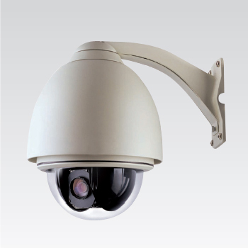 O series outdoor Intelligent Low Speed Dome Camera