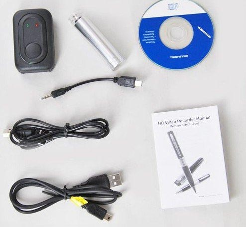digital video pen camera +motion detection 1280*960 30fps
