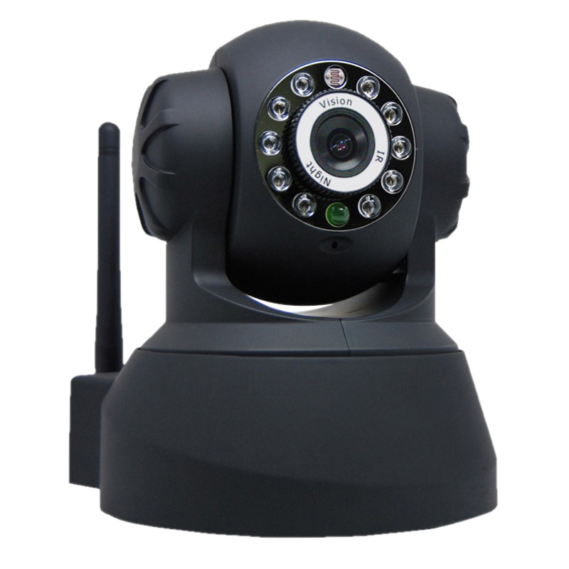 WIFI Wireless IR PTZ IP Camera