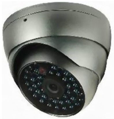 Low Price 520TVL Sony 1/3 CCD Color CCTV Camera