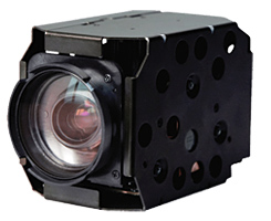 Hitachi VK-S888EN 1/3 CCD color 540TVL IR CUT BLC DSS Low Intensity Of Illumination Camera