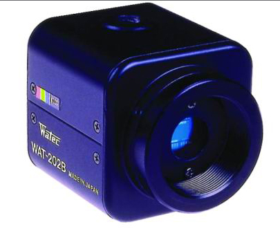 Watec WAT-202D Industrial Color CCD Video Camera